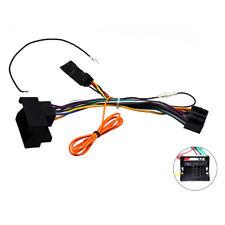 MERCEDES A B C R Classe CLK GL ML CANBUS Autoradio Câble ISO W/12V allumage