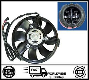 Radiator Cooling Fan Motor FOR Audi A4 A6 A8 / Ford Galaxy / VW Seat Sharan