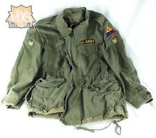 US Army Korean War Era 1st Armored Specialist Field Jacket Uniform