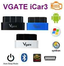 INTERFACE DIAGNOSTIC VOITURE OBDII OBD2 ELM BLUETOOTH VGATE iCar 3 - SCANNER