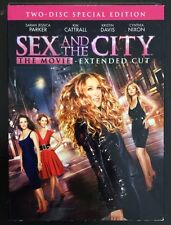 Sex in the city movie dvd