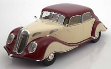 1936 Panhard Levassor Dynamic Creme / Dark Red by BoS Models LE of 1000 1/18 New