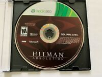 Hitman: Absolution (Microsoft Xbox 360, 2012) DISC ONLY TESTED!!