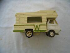 """Vintage Tonka 6"""" Winnebago Camper Truck Plastic & Metal"""