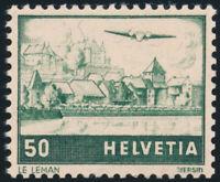 SCHWEIZ 1941, MiNr. 389 I, tadellos postfrisch, Mi. 100,-