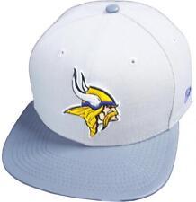 New Era Minnesota Vikings NFL gris storm 9Fifty 950 Snapback Cap édition limitée