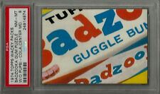 1974 Topps Wacky Packages Badzooka Gum Puzzle Center Middle w/o Pupsi PSA 8 NMMT