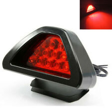 12 LED Red Car Third Rear Tail Brake Stop Safety Light Lamp Universal F1 Style