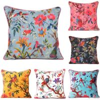 Throw Cushion Cover Pillow Cases Decorative Sofa Waist Cover Bedroom Decor Gift