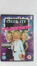CELEBRITY JUICE TOO JUICY FOR TV!  DVD~2011~ BRAND NEW/FACTORY SEALED