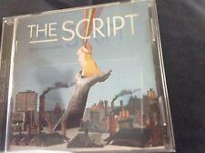 THE SCRIPT- SELF TITLED CD ALBUM