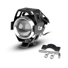 125W Motorcycle ATV Dirt Bike Headlight LED Fog Spot Light Driving Bulbs Hi-Low