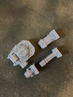 Warhammer 40k Compatible Leman Russ Compatible Tank Turret With Multiple Cannons