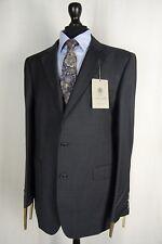 Men's Alexandre Savile Row Charcoal Regular Fit Suit 42L W36 L33 VB181