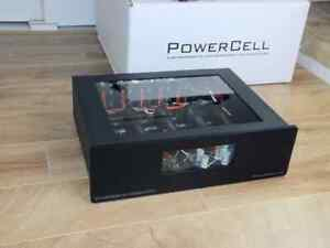 Synergistic Research PowerCell SX with Galileo SX power cable NEW