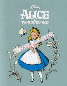 Stamp Pack Australia 2021 Disney Alice In Wonderland Sheetlet