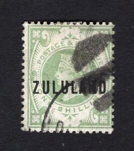 South Africa Zululand 1892 stamps SG#10 used CV=233$