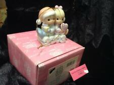"""2003 Precious Moments """"Our First Christmas Together"""" Ornament #112841"""