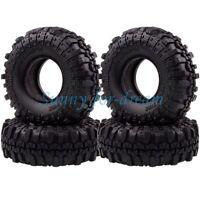 "4x 1.9""  Super Swamper Rocks Tyre Tires For 7035 RC 1/10 Climbing Rock Crawler"