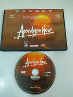 Apocalypse Now Francis Ford Coppola Marlon Brando DVD Español English