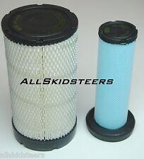 Bobcat Engine Air Filter Kit S220 S250 S300 S330 Skid Steer Inner Outer New