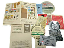 Planner Stickers Vintage Travelers Notebook Stamps Star Ferry Edition
