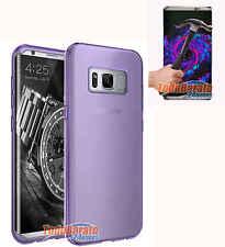 Funda TPU LISA ROSA Samsung Galaxy S8 + PROTECTOR CRISTAL TEMPLADO