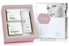 HOLY LAND Vitalise Hydration Kit : Cleanser, Moisturizing Cream, OverNight Cream
