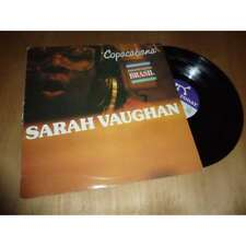 SARAH VAUGHAN - copacabana - JAZZ VOCAL PABLO TODAY Lp 1981