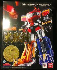 Bandai Soul of Chogokin GX-72 Daizyujin Megazord Japan Ed. Power Rangers DieCast