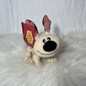 Disney Store Little Brother Dog Bean Bag Plush Mulan Stuffed Animal with Tags
