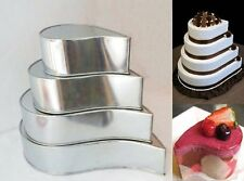 moules à gâteau larme pour verser mariage anniversaire gâteau - 4 étages moules