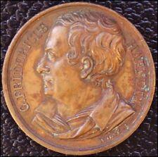 George Frederic HANDEL (Composer): Portrait Medallion!