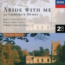 Cambridge ballade of King 's College-Abide with me-vocation 2 CD 50 tracks NEUF