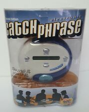 Catchphrase Hasbro Electronic Game 2nd Edition Handheld