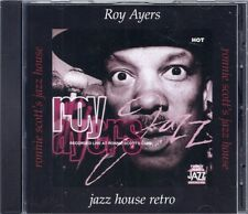 Roy Ayers: Hot CD live at Ronnie Scott's new unplayed!