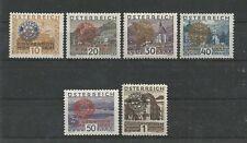 Österreich 1931 Rotary Kongress komplett postfrisch