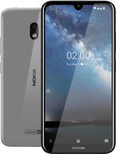 "NOKIA 2.2 5.7"" 16GB+2GB RAM ITALIA Dual SIM Smartphone Android 4G LTE Steel"