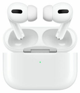 Apple AirPods Pro with Wireless Case White MWP22AM/A Brand New