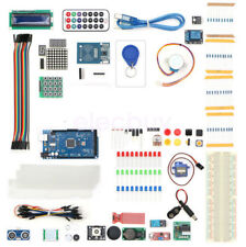 New Rfid Master Kit with Mega 2560 R3 Motor Relay Lcd Servo Led Avr For Arduino
