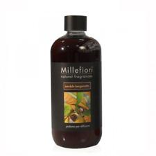 Millefiori Natural Ricarica per Diffusore di 500ml Sandalo Bergamotto