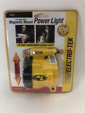 Electro-Tex 10 Watt Bulb Magnetic Mount Power Light
