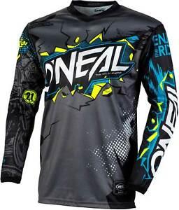 O'Neal Youth Element Jersey - MX Motocross Dirt Bike Off-Road ATV MTB Boys Girls