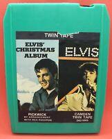 Elvis Presley Twin Tape 8 Track - D82-5005 - w/Jordanaires & Imperial Quartet