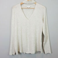 WITCHERY  | Womens Long sleeves Grey Chocker Top [ Size M or AU 12 / US 8 ]