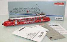 """Märklin H0 83605 RAR!! Triebwagen Roter Pfeil """"20 Jahre Märklin"""" in OVP (CL3485)"""