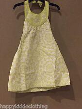NWT Gymboree Girls greek isle Dress size 4 4t new green