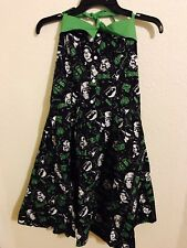 Sourpuss brand Dress Size XL Horror Peggy NWT