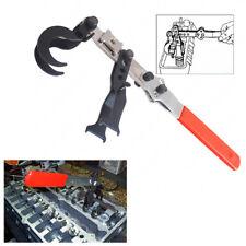 Valve Spring Compressor Lever Type OHV/OHC Engine Seal Keeper Removal Tool Kit