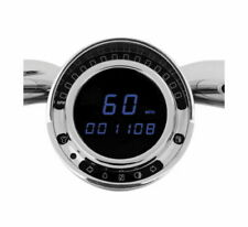 Big Dog Motorcycles DAKTOA DIGITAL speedometer BLUE 2004-2011 models direct plug